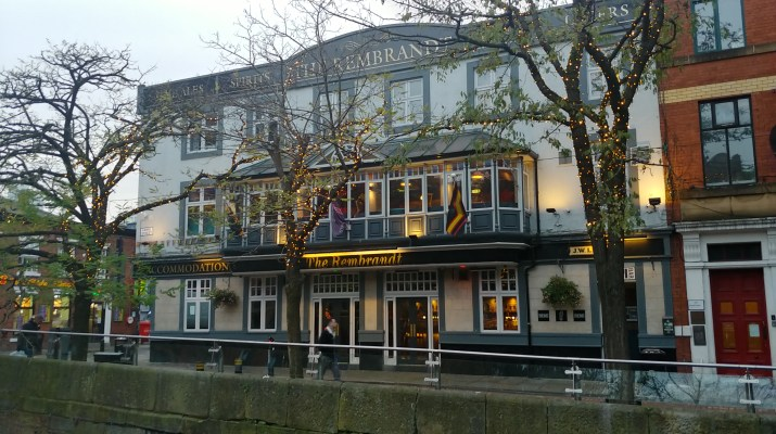 The Rembrandt, Manchesters Gay Village