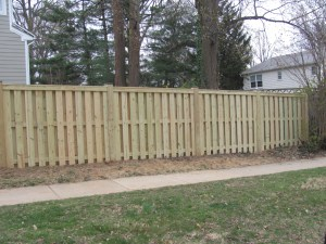 Photo of fencing