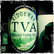 TVA Thames Valley Ale – Ridgeway Brewing (069)