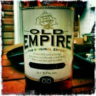 Old Empire – Marston's Brewery