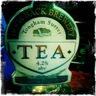 Traditional English Ale – Hogs Back Brewery