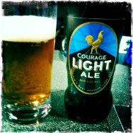 Courage Light Ale (198)