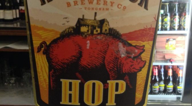 Hop Garden Gold - Hogs Back Brewery
