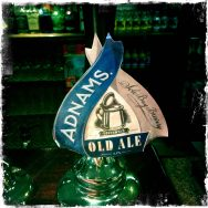 Old Ale - Adnams Brewery