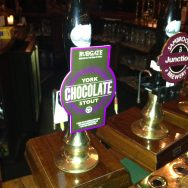 York Chocolate Stout – Rudgate Brewery