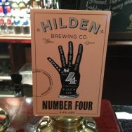 Number Four – Hilden Brewery