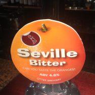 Seville Bitter – Otter Brewery
