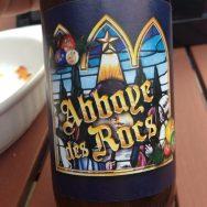 Speciale Noel – Brasserie de l'Abbaye des Rocs