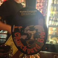 Churchyard Bob – Warwickshire Brewery