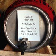 Festiv-Ale - Langham Brewery