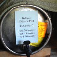 Midhurst Mild – Ballards Brewery