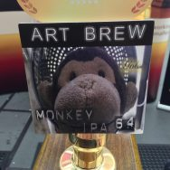 Monkey IPA – Art Brew Brewery