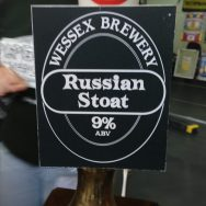 Russian Stoat - Wessex Brewery