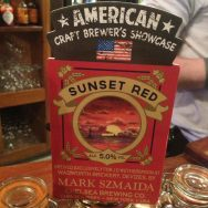 Sunset Red - Wadworth Brewery (Mark Szmaida - Chelsea Brewing Co)