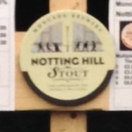 Notting Hill Stout - Moncada Brewery