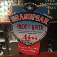 Pride of the River - Brakspear Brewery