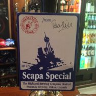Scapa Special – Highland Brewing Company Limited