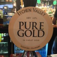 Pure Gold - Itchen Valley Brewery