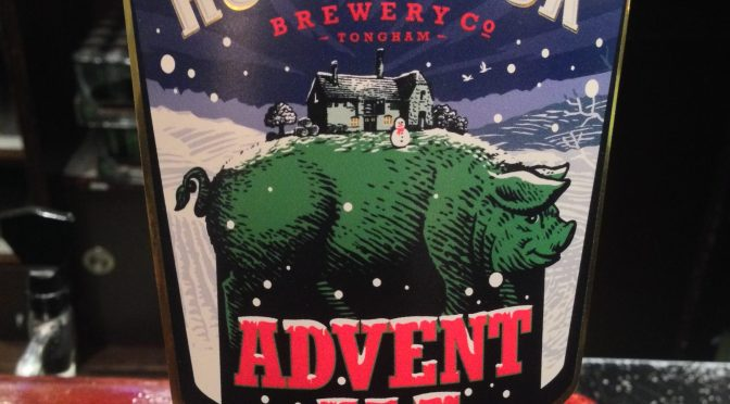 Advent Ale – Hogs Back Brewery