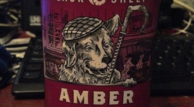 Amber Ale - Black Sheep Brewery