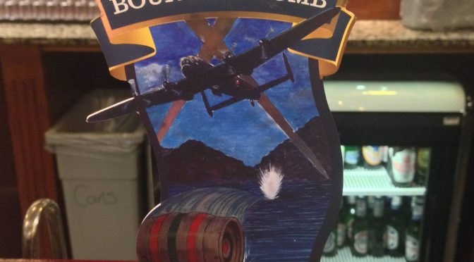 Bouncing Bomb - Tillingbourne Brewery