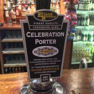 Celebration Porter - Elland (Thwaites) Brewery
