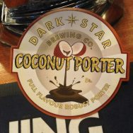 Coconut Porter - Dark Star Brewery