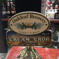 Cream of the Crop - Oakleaf Brewery