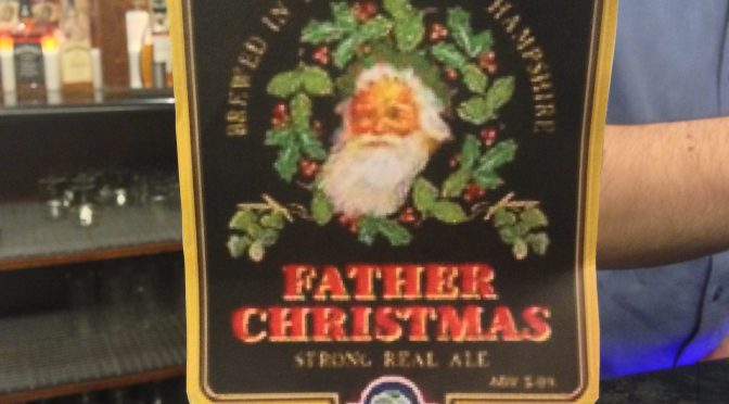 Father Christmas - Itchen Valley Brewery