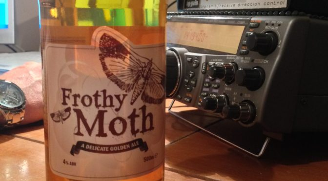 Frothy Moth - Thwaites Brewery