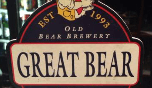 Great Bear - Old Bear Brewery