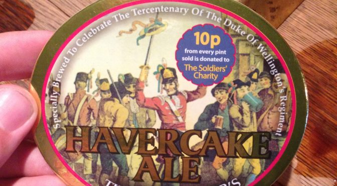 Havercake Ale - Timothy Taylor Brewery