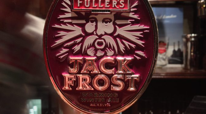 Jack Frost - Fuller's Brewery