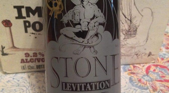 Levitation Ale – Stone Brewery
