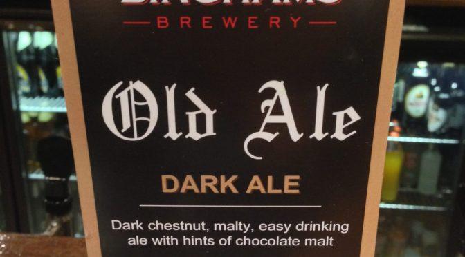 Old Ale - Binghams Brewery