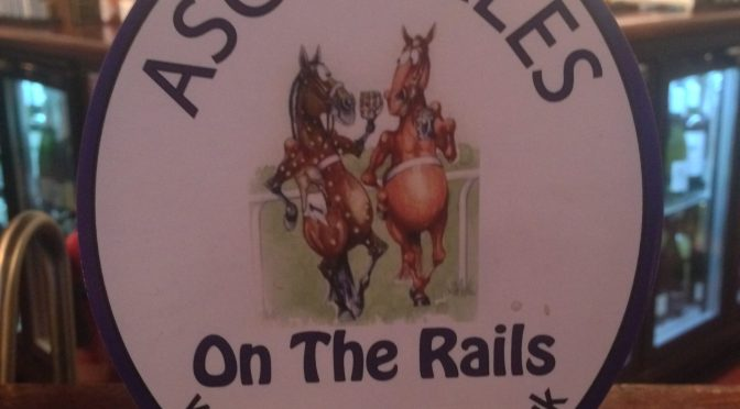 On The Rails – Ascot Ales