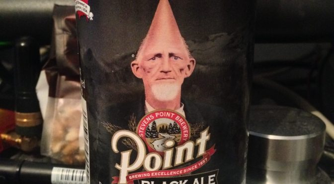 Point Black Ale - Stevens Point Brewery
