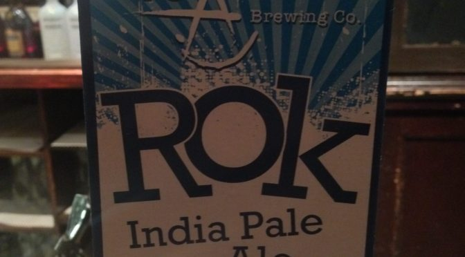 Rok India Pale Ale - Traditional Scottish Ales