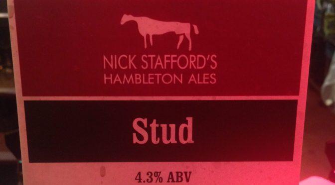 Stud - Nick Stafford's Hambleton Ales