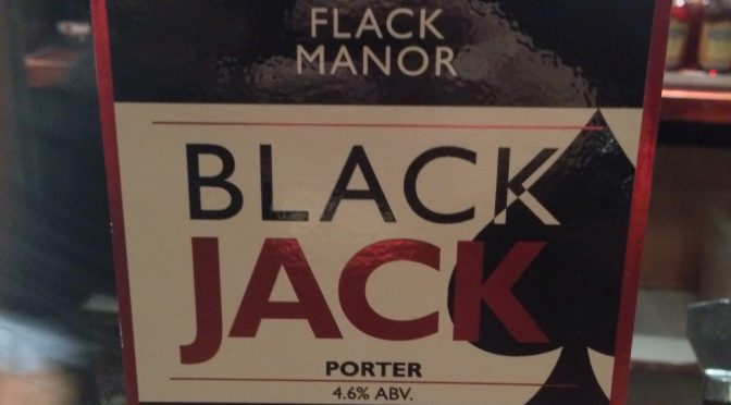 Black Jack - Flack Manor Brewery