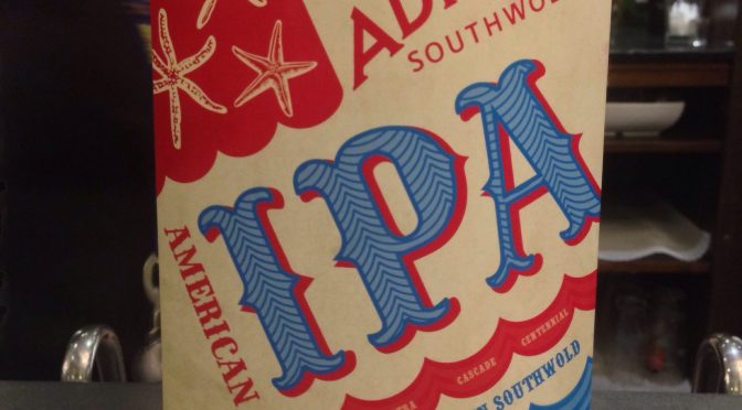 American IPA – Adnams Brewery