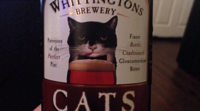 Cats Whiskers – Whittington Brewery
