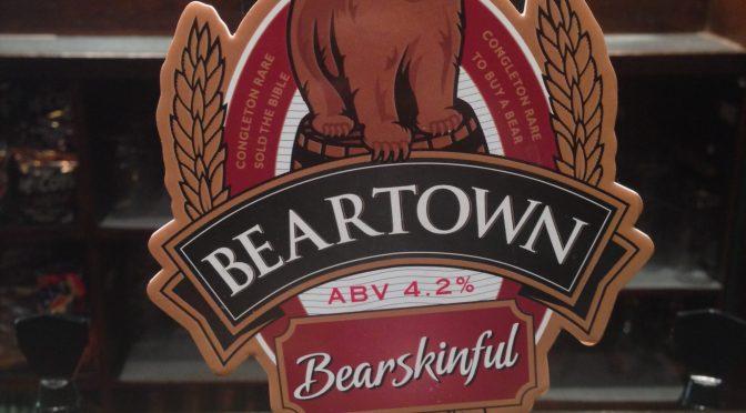 Bearskinful - Beartown Brewery