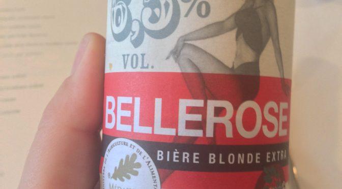 Bellerose Bière Blonde Extra - Brasserie des Sources