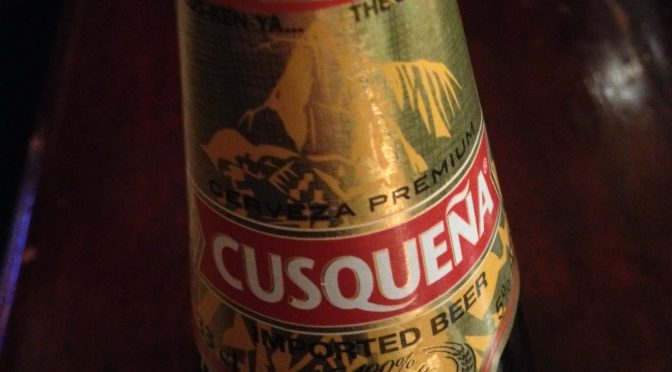 Cusqueña – Backus and Johnston Brewery