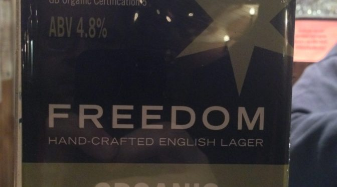 Four Organic – Freedom Brewery