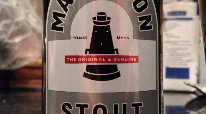 Stout – Mackeson Brewery