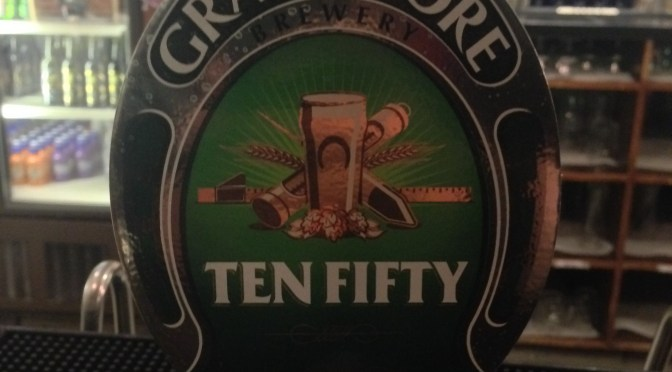 Ten Fifty – The Grainstore Brewery
