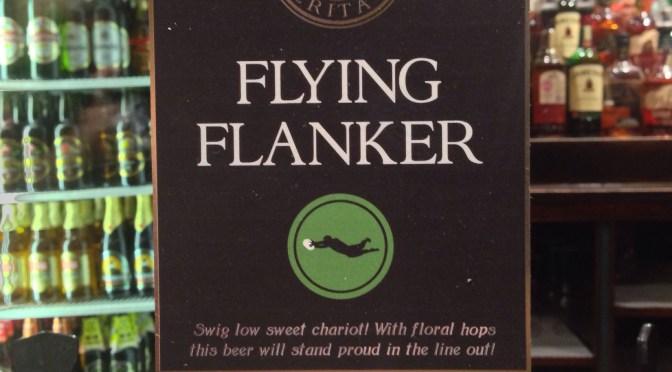 Flying Flanker – Kings Heritage Brewery