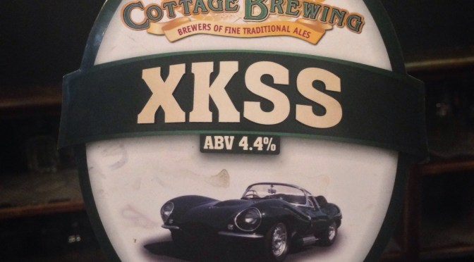 XKSS – Cottage Brewery